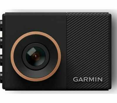 Garmin Dash Cam 55 Dashcam Camera 1440p Super HD Drive Recorder - Black
