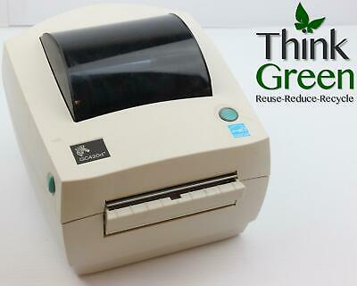 GC420d Direct Thermal Barcode Shipping Label Printer USB Serial & 1000 Labels