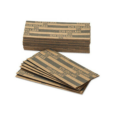 50 - Dollar Flat Coin Wrappers - Sacagawea Susan B. Anthony - Paper Pop Open