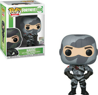 Fortnite S2 - Havoc - Funko Pop! Games: (2019, Toy NUEVO)