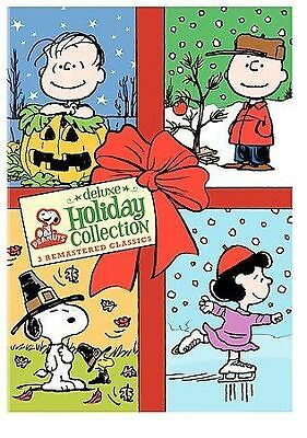 Peanuts Holiday Collection [It's the Great Pumpkin, Charlie Brown / A Charlie Br