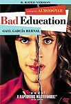 Bad Education (DVD, 2005, R-Rated Version) GREAT SHAPE