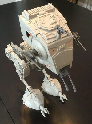 Vintage Star Wars AT-ST Scout Walker Vehicle - 1982 Kenner Very Nice Condition