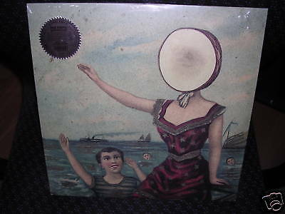 Neutral Milk Hotel // In The Aeroplane Over The Sea // Brand New Record Lp Vinyl