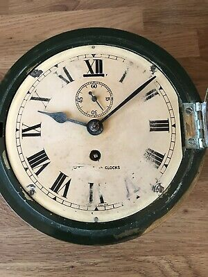 Smiths Military Wall Clock 1939 Board Arrow