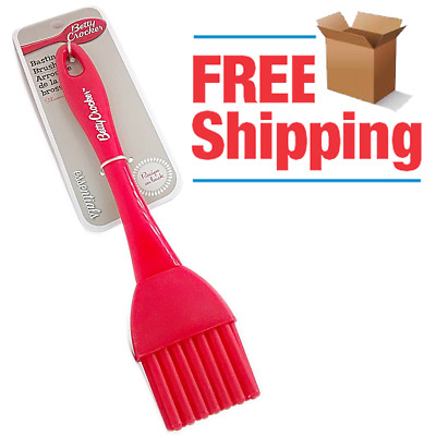 """New 9"""" Betty Crocker Pastry Brush BBQ - Free Shipping - Plastic / Silicone"""