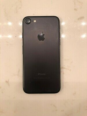 Apple iPhone 7 - 128GB - Black (T-Mobile) A1778 (GSM)