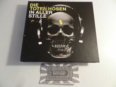 In aller Stille - Limited Fan Edition [Audio-CD + DVD]. Die Toten Hosen: