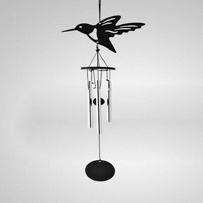 1pc Metal Multi-Tube Music Wind Chime Hanging Handicraft for Windows Trees Rooms