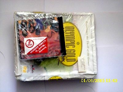 Olympic Gold Value Pack CD - Sealed Damaged Box