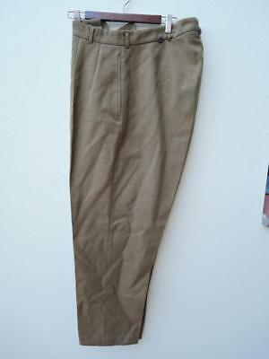 Australian Army Wool Pants Trousers