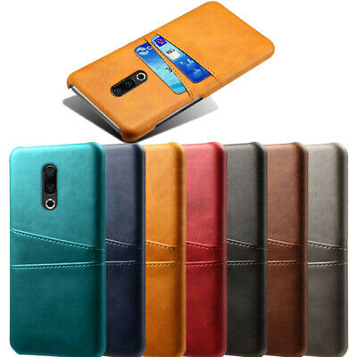 For Meizu M6 Note M5 M3 Note Shockproof Leather+PC Card Slots Wallet Case Cover