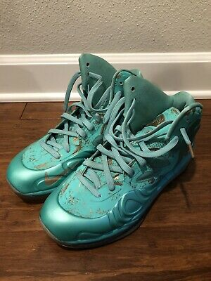buy popular 9a454 19434 Air Max Hyperposite (Statue Of Liberty) 524862-301 Crystal Mint Men Size 9