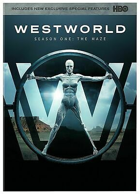 Westworld: the complete first (1st) season (DVD, 2017)NEW, sealed, Free Shipping