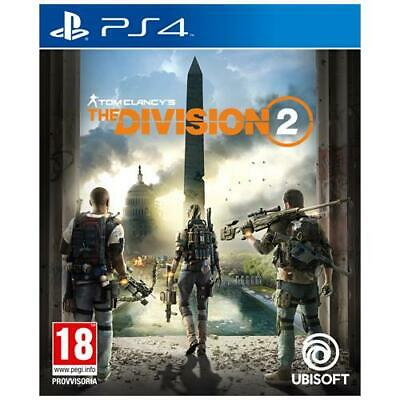 UBISOFT PS4 - Tom Clancy's The Division 2 - Day One: 15/03/2019