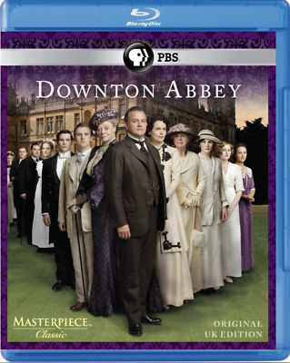 Downton Abbey - Season 1 (Blu-ray Disc, 2011, 2-Disc Set)