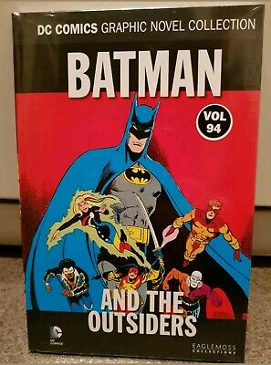 Dc Comics Graphic Novel collection - Batman And The Outsiders - Vol 94 - sealed