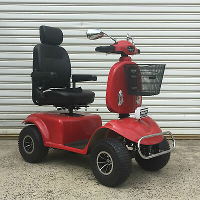 Mb1 Mobility Scooter. Ex Demo. Some Slight Mark/scratches. But As Good As New