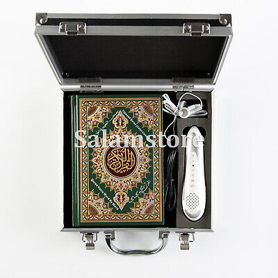 HOLY QURAN READ pen PQ15 word by word voice quran learning