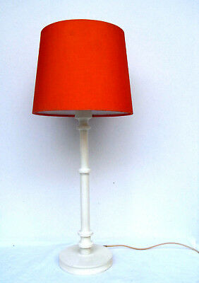 LUXUS Vittsjö Schweden Kristiansson Design Tisch-Lampe 60s table lamp Sweden