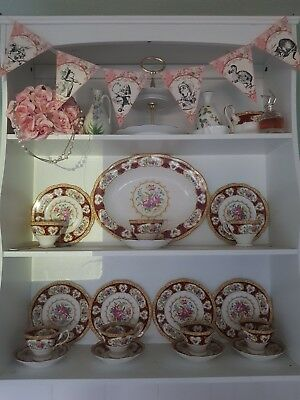 Royal Albert Lady Hamilton bone china