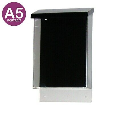 Outdoor Waterproof Brochure Holder - A5