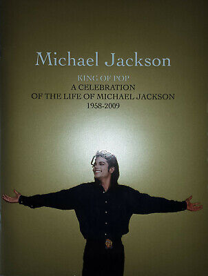 """Michael Jackson """"THIS IS IT"""" ticket and programme. Never Opened."""