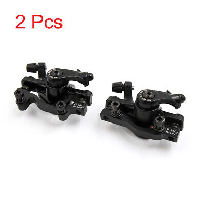 2pcs Black Front Rear Mechanical Disc Brake Calipers for MTB Road Bike Bicycle