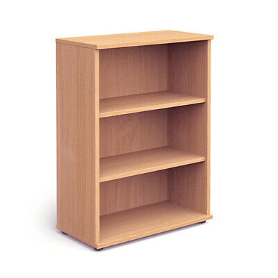Impulse 1200mm Bookcase Beech