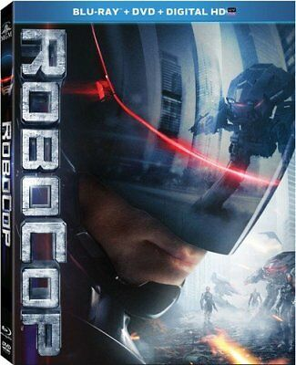RoBoCop: Blu-Ray : New And Factory Sealed