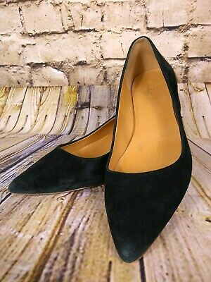 35368bbd86 JCREW $198 DULCI Suede Kitten Heels Sz 10 Kraft Brown Shoes A9758 ...