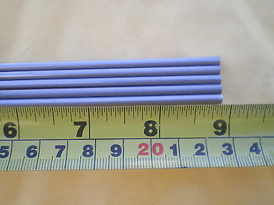 "3 Pcs. Stainless Steel Round Rod 304, 5/32"" (.156"") (4Mm.) X 9"" Long"