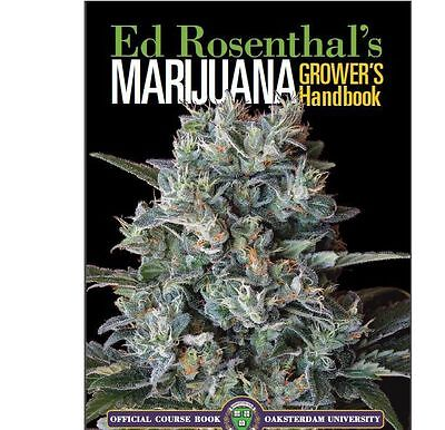 Marijuana Grower's Handbook Your Complete Guide for Medical & Personal Marijuana