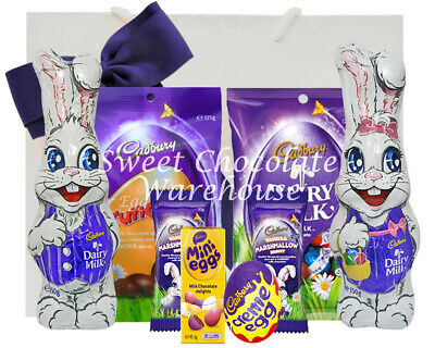 Easter Egg Chocolate - Easter Bunny Deluxe Gift Bag 702g