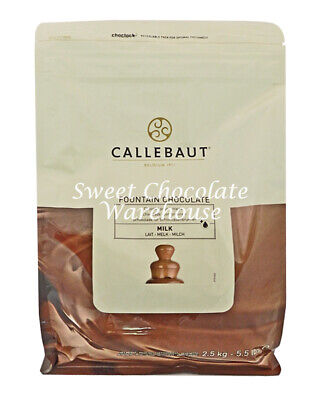Callebaut Fountain Chocolate Milk 2.5 kg