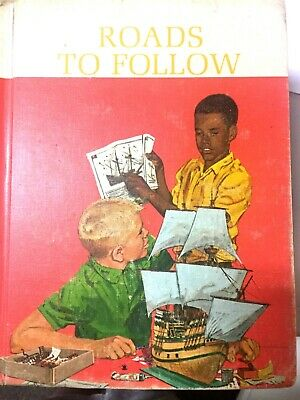 (Ethnic) Dick and Jane Reader, Roads to Follow 3.1,Good