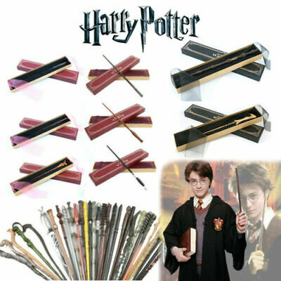 Harry Potter Magical Wands Hermione Dumbledore Stick Cosplay Fancy Dress Party