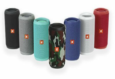 JBL Flip 4 WaterProof Wireless Portable Bluetooth Speaker - SplashProof