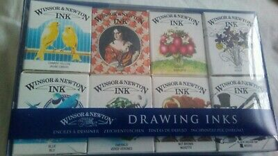 Winsor& Newton Drawing InksHenry collection