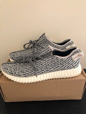 promo code 33e50 680af ADIDAS YEEZY BOOST 350 Turtle Dove AQ4832 size 11.5