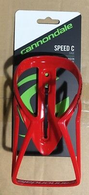 0a5b96afd7e CANNONDALE SPEED C Water Bottle Cage Red - $12.00 | PicClick