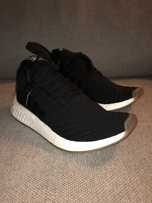 new style d2735 8b7bf ADIDAS NMD R2 PK Japan Black BY9696 Men's Size 7.5 Women's Size 8.5