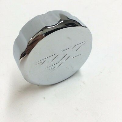 Brake Fluid Reservoir Cap Cover ZX For Kawasaki Ninja ZX9R 98-03/ZX10R 04-12 Chr