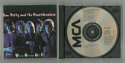 TOM PETTY & The HEARTBREAKERS You're Gonna Get It! MCAD-31171 RARE Steve Hoffman