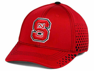 quality design 8366f 73f06 North Carolina State Wolfpack Top of the World NCAA Fade Cap Hat 854753 ML   30
