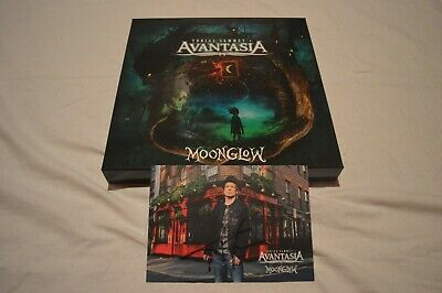 AVANTASIA MOONGLOW !! SOLD OUT !! NB MAILORDER BOXSET edguy helloween hammerfall