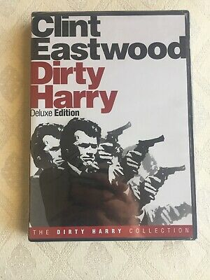 Clint Eastwood Dirty Harry DVD ~ Deluxe Edition ~ Dirty Harry Collection  ~ NEW