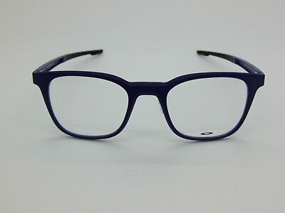 290fdd12e602 NEW Authentic OAKLEY Milestone 3.0 OX8093-0349 Matte Denim 49mm Rx  Eyeglasses