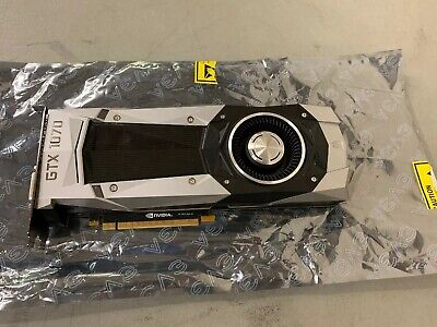 NVIDIA GeForce GTX 1070 Founders Edition 8GB GDDR5 PCI Express Graphics Card (s2
