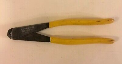 Nicopress 17-2 17-Ba Specialty Telephone Crimping Tool Quality Vintage Usa Tool